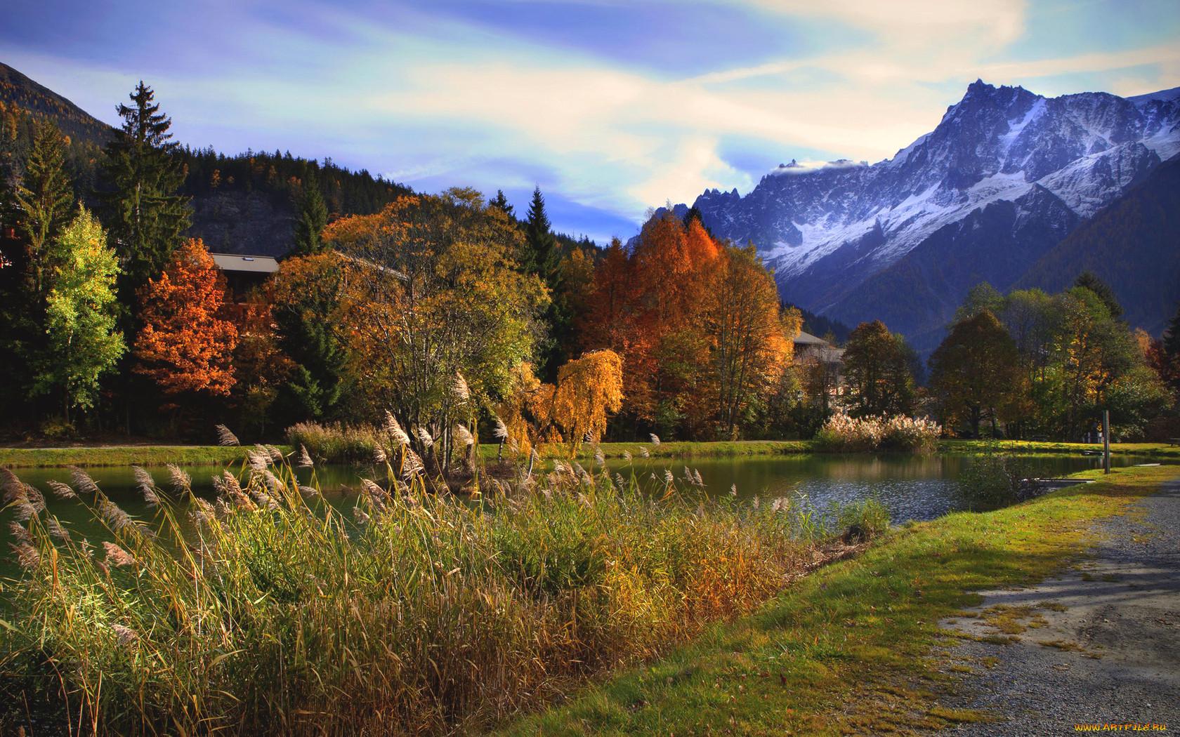 школы фото картинки природа в горах осень правило, это